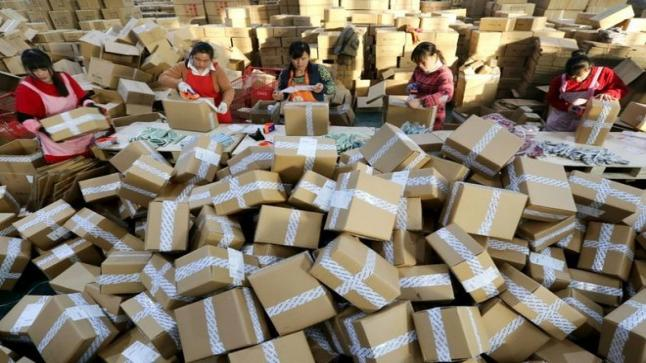 في 11 شهر.. 151 مليار دولار إيردات قطاع البريد الصيني