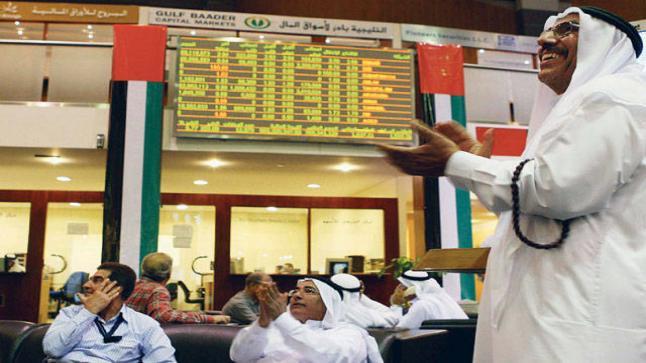 مكاسب في تداولات أسواق المال الإماراتية.. 16 مليار درهم
