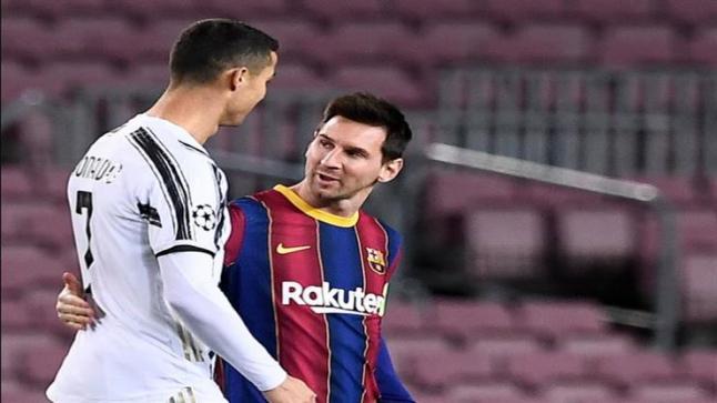 أول تعليق من رونالدو على الفوز على برشلونة في دوري الأبطال