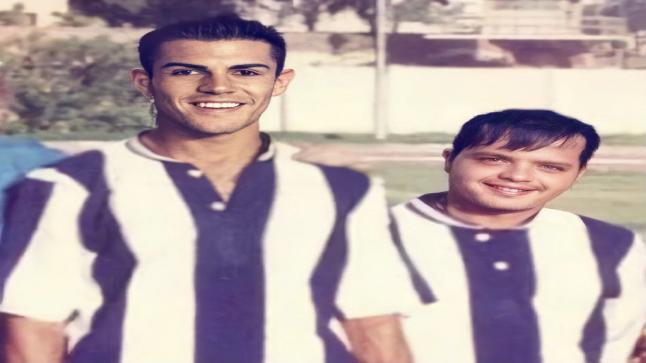 """محمد هنيدي يشارك في """"الحفلة"""" على برشلونة بصورة فوتوشوب: """"اجلد يا رونالدو"""""""